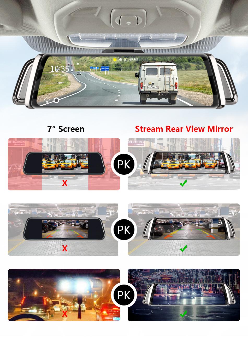 visión táctil Full coche 3