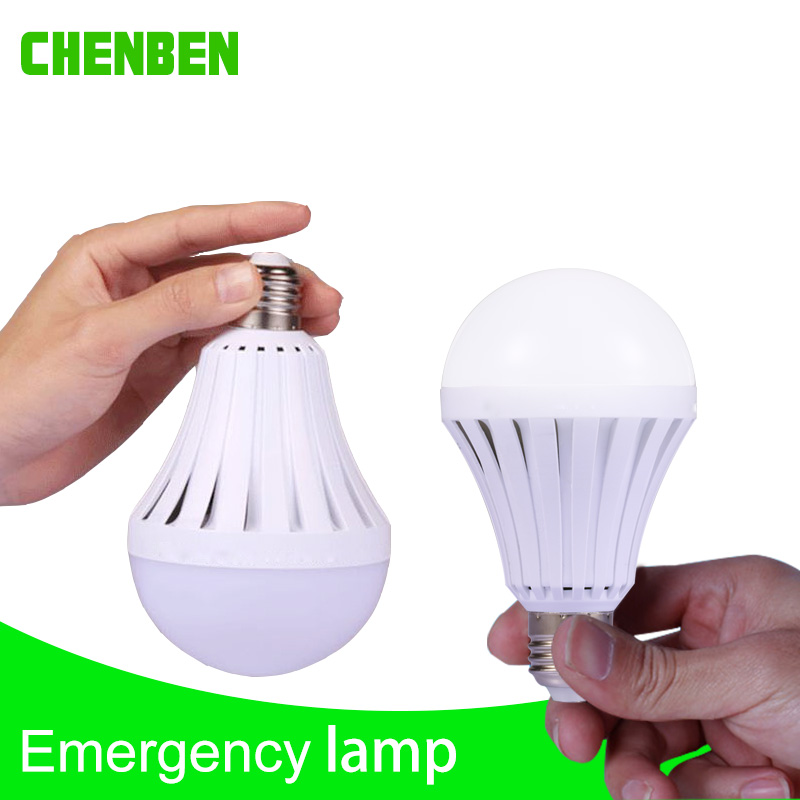E27 Led Emergency Bulb 220V 5W 7W 9W 12W B22 Magical Light Rechargeable Bulb Led Lighting Outdoor Camping Lamps Hook with Switch