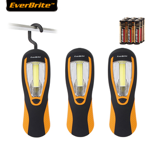 EverBrite 3W COB WORKING LIGHT WITH HOOK Emergency Lights 3PC/Lot