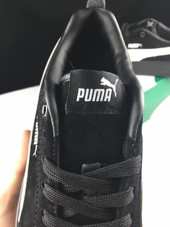 PUMA FENTY Suede Cleated Creeper Women s First Generation Rihanna Classic  Basket Suede Tone Simple Badminton Shoes 36 40-in Badminton Shoes from  Sports ... 44486e014
