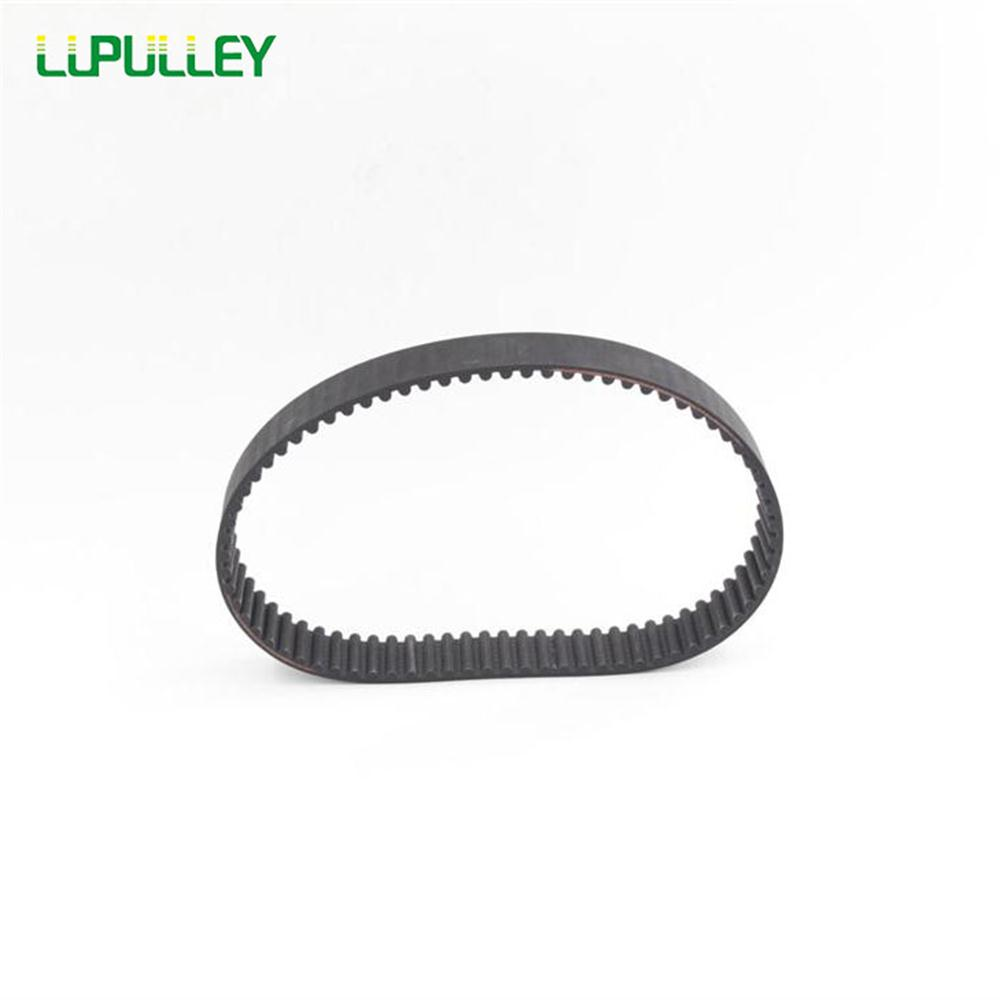 lupulley 1pc htd8m closed loop timing belt 1120  1128  1144  1152  1160  1168  1176  1184  1200  1224mm