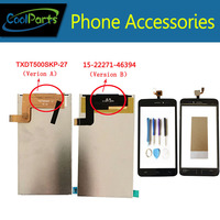 For Explay Rio LCD Screen Display Replacement Free Shipping 1PC Lot