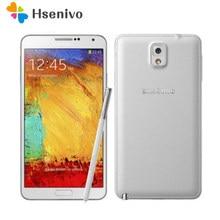 Samsung – smartphone Galaxy Note 3 Neo N750, téléphone portable reconditionné et Original, Quad Core, 5.5 pouces, 8mp, 3G, WIFI, GPS