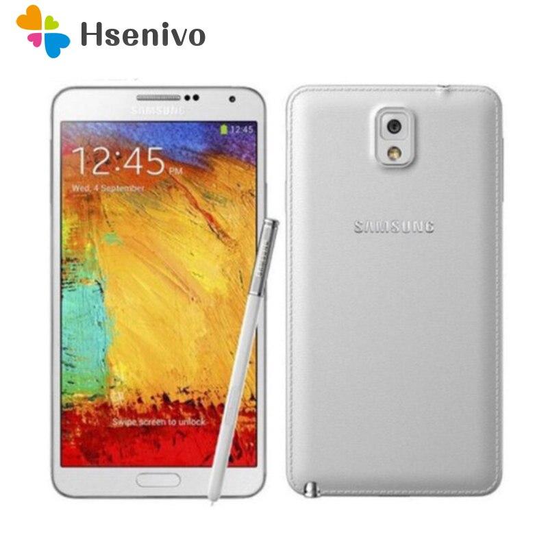 """Original Samsung Galaxy Note 3 Neo N750 Handy Quad Core 5.5 """"8MP 3G WIFI GPS anmerkung 3 neo heißer verkauf handy renoviert"""