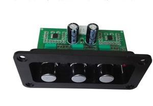 Image 3 - התאמת בס טרבל טון לוח NE5532 סטריאו HIIF למגבר דיגיטלי Loudsperker פעיל שליטה על עוצמת קול