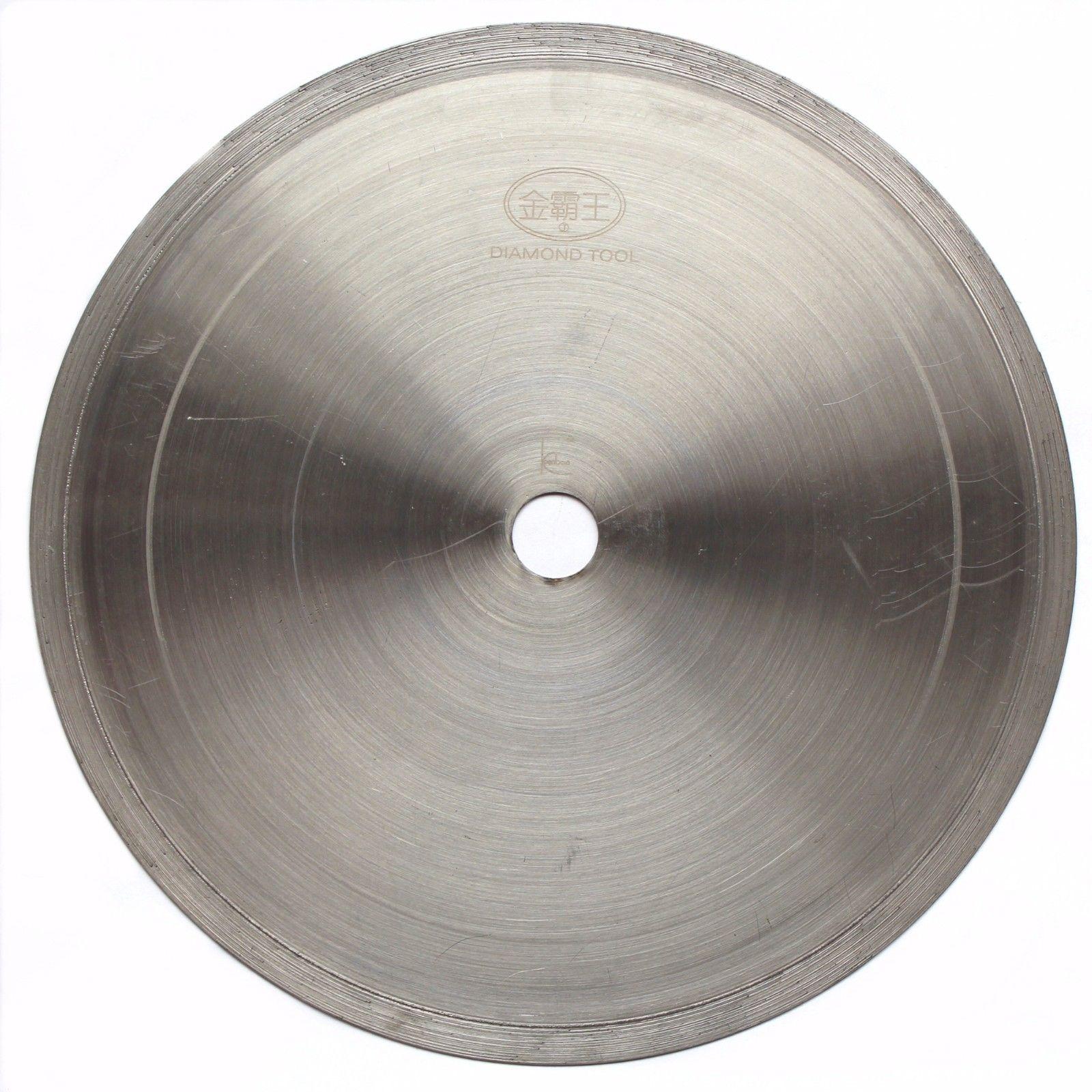 12 inch SINTERED Diamond Lapidary Saw Trim Cutting Blade Arbor 1-1/4 Gemstone 300*32 ILOVETOOL 6 inch lapidary concave arc diamond coated grinding wheel grind spherical 6 mm ilovetool