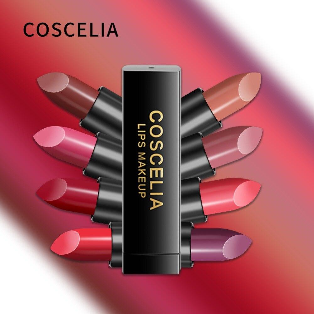 Women Matte Waterproof Long Lasting Lipstick Pen Cosmetics