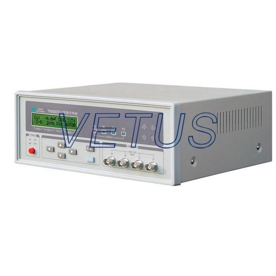L/C/R/|Z|/D/Q(Six basic parameters),micro-desktop LCR meter TH-2810D