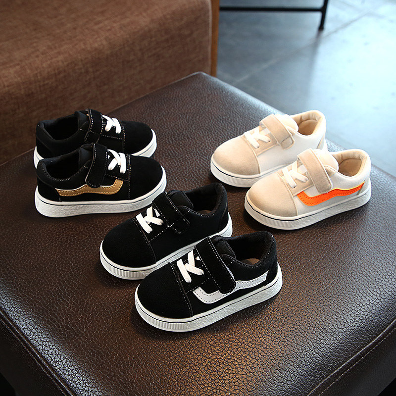 все цены на New fashion Cool breathable baby sneakers Hook&Loop Spring/autumn Sports infant tennis sneakers leisure baby girls boys shoes онлайн