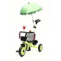 461765e09cc ... Anti verloren Leash Cartoon Vlinder Rugzak. 3 Wheels Kids Ride On  Tricycle Bike Children Ride Toddler Balance With Umbrella Baby Mini Bike