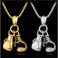 Брендовые мужские ожерелья & Подвески с множеством кругов из Dorming нержавеющей цепи пара бокс цепь с перчаткой красивое женское ожерелье, укр...