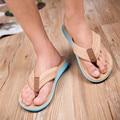 Flip Flops Men Sandals Brand Slippers Men Summer Shoes Flat Beach Sandals Men Flip Flops Sandalias Hombre