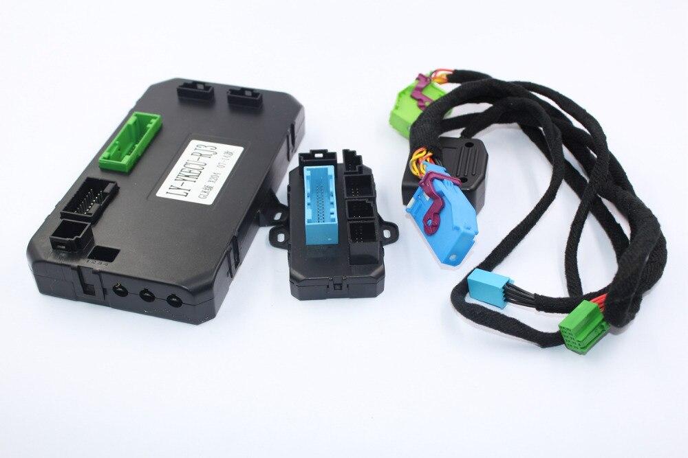Arrêt de démarrage du moteur PLUSOBD pour Mercedes Benz S W221 GSM + GPS App démarrage système d'alarme de voiture démarreur de voiture données de véhicule informatique en nuage