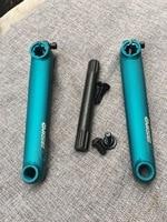 Mirraco vise BMX 3 pc crank 19mm Hollow Chromoly 8 Spindle Splines 175mm RHD compatible FGFS