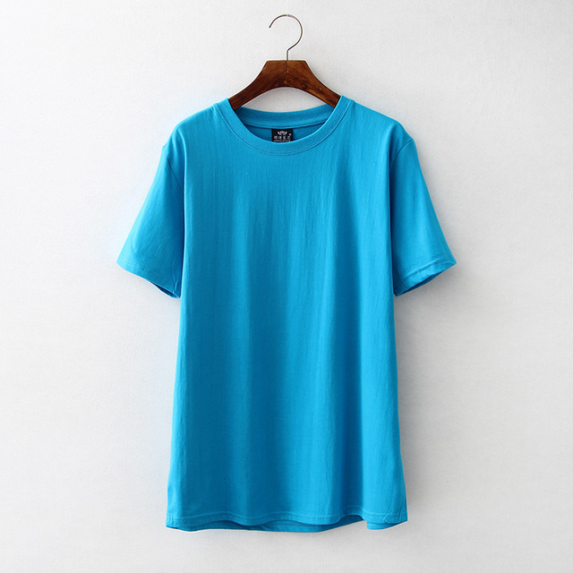3025G/3026G/3024G Multicolor cotton short sleeve round collar T-shirt printing embroidery 3