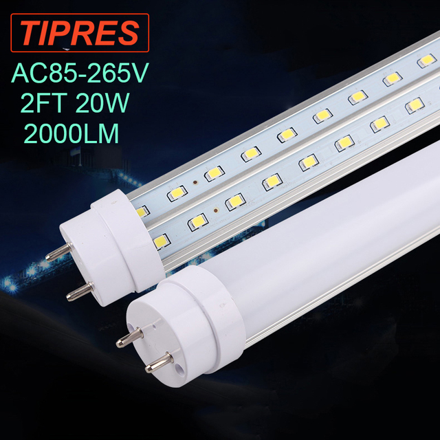 T8 Buis Gloeilamp LED Verlichting Buis 600mm SMD 2835 20 W Lampen ...