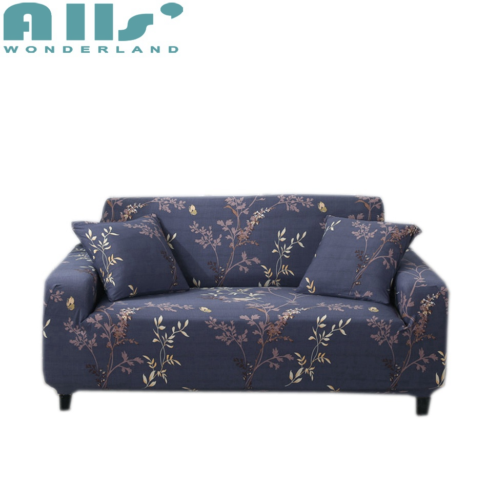 Cheapest Sofa Set: Reversible Sofa Slipcover Stretch Couch Covers Elastic