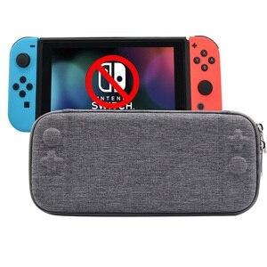 Image 3 - Nintend Switch NS คอนโซลกระเป๋าถือ Hard สำหรับ Nintend Switch Console อุปกรณ์ป้องกันกระเป๋าเดินทางแบบพกพากระเป๋า