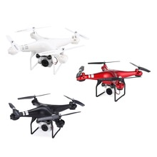 FPV Drone RC Quadcopter with 1080P Wifi HD Camera Wide Angle Live Video Altitude Hold Headless Mode One Key Return 3 color