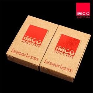 Image 4 - Mechero IMCO Original de acero inoxidable auténtico, encendedor de gasolina antiguo, encendedor de cigarrillos, encendedor de cigarrillos, encendedor de tabaco