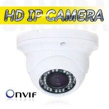 IP Camera Onvif H.264 P2P 720P HD 960P Indoor Metal IR dome 1.0 megapixel 1.3 Megapixel Security IP CCTV Camera Cheap IP Cam