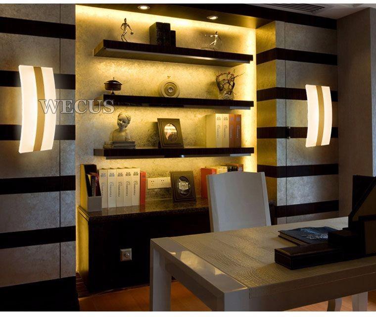 led wall lamps (8)