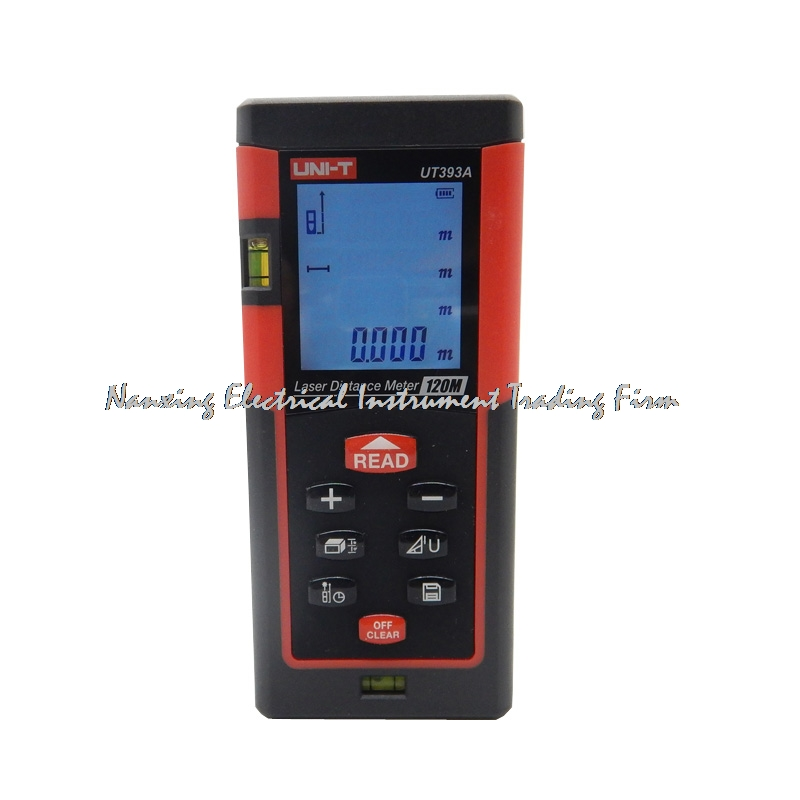 UNI-T UT393B 150m handheld high accuracy laser distance meter Laser Digital range finder