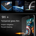 0.26mm 9H+ Explosion-proof Shattetproof Tempered Glass Screen Protector Film for iPhone 5s 6 6Plus Samsuang S4 S5 Note2 3 4