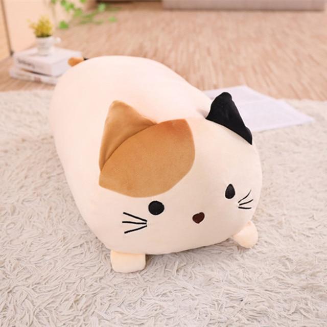 Soft Animal Cartoon Pillow Cushion Cute Fat Dog Cat Totoro Penguin Pig Plush Toy Stuffed Lovely kids Birthday Gift