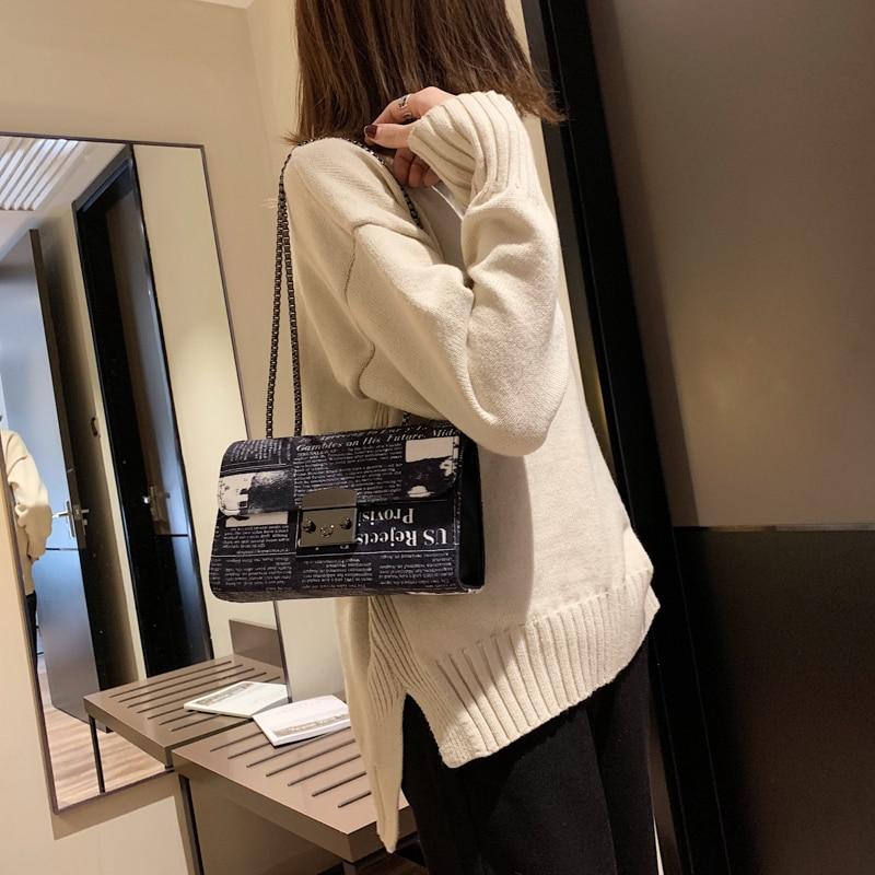 Sisjuly Fashion Flap Bags Women Handbags Designer Brand Women Leather Bags 2018 Female Shoulder Crossbody Bags Retro Sac A Dos 5