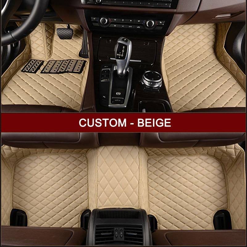 Aliexpress.com : Buy car floor mats for Volvo C30 S40 S60L ...
