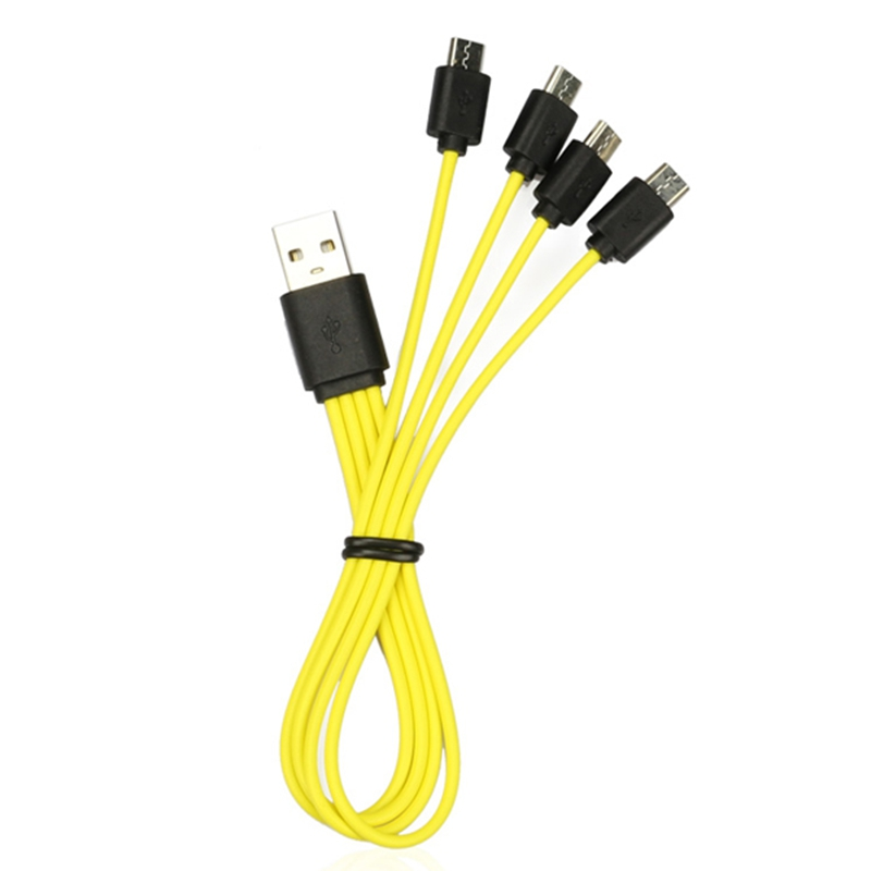 New Arrival ZNTER Micro USB Charging Cable for USB Rechargeable Battery
