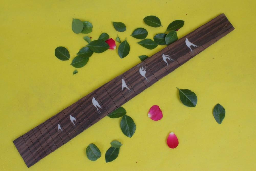Guitar Accessories  1  x  25.5electric   Guitar Fretboard electric guitar rose  Wood Fretboard Parts 00-28# inlay guitar accessories 1 pcs x 25 5electric guitar fretboard electric guitar rose wood fretboard parts 00 019 inlay