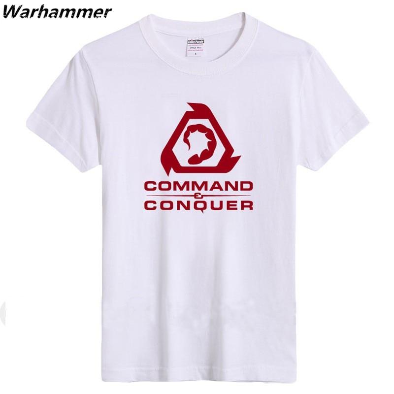 Command Conquer Տղամարդկանց վերնաշապիկ - Տղամարդկանց հագուստ - Լուսանկար 5