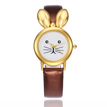 Cute Bunny Watch for Kids