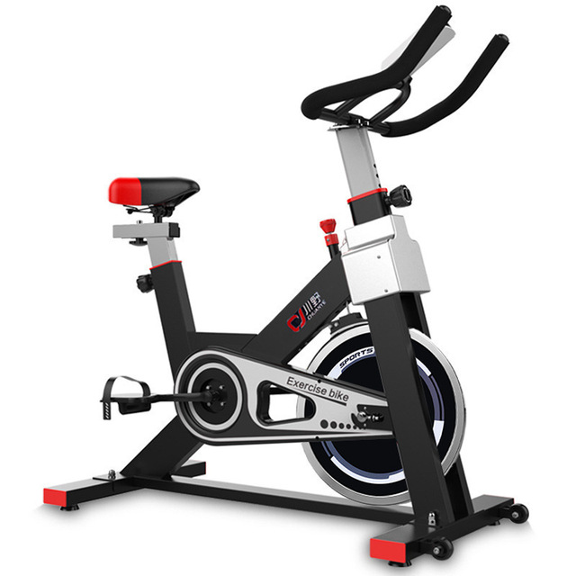 Home dynamic cycle machine ultra quiet home fitness bike indoor