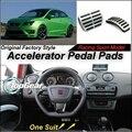 Pedal del acelerador del coche / cubierta de fábrica Original Sport Racing modelo diseño para Seat Ibiza 6 K / 6L / 3-7 6J Tuning