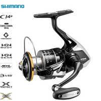 SHIMANO Original SUSTAIN FI 2500 2500HG C3000HG 3000XG 4000XG C5000XG 20-24 (LB) Drag Max X PROTECT Spinning Fishing Reel
