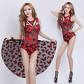 2016 Ds Costume Sexy Nightclub Lady Dancer Costumes For Girl Butterfly