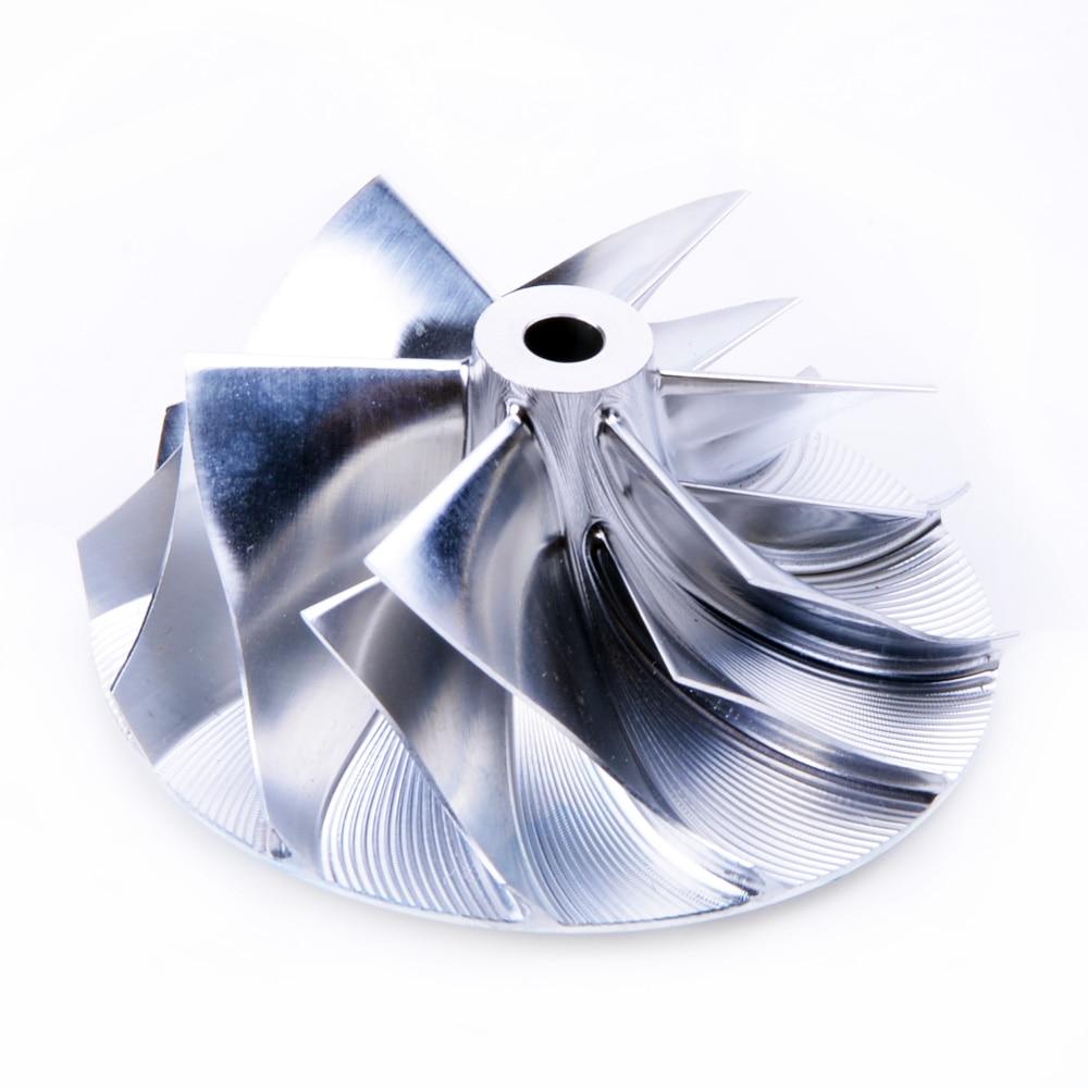 Kinugawa Boleto Turbo Compressor Roda 55.99/74.99mm 6 + 6 para Hino 24100-4001
