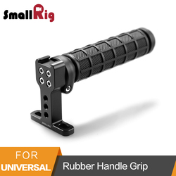 SmallRig Top Handle Grip with Cold Shoe for DSLR Quick Release Camera Cage Monitor Camcorder Stabilizing Top Hand Grip -1446