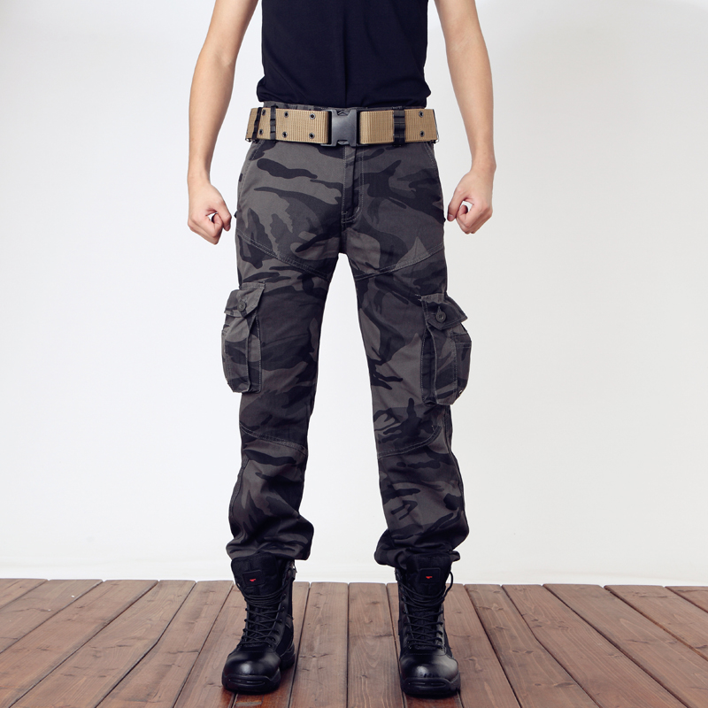 Compare Prices on Grey Cargo Pants- Online Shopping/Buy Low Price ...