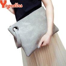 Клатчи конверт вечерние сцепления кожаные твердые женские сумки сумка мода женщин