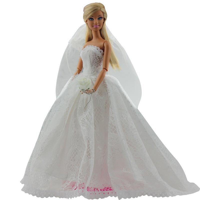 Uhke pulmariietus Barbie nukule