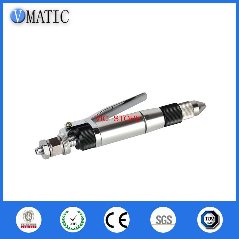 Needle off dispensing valve, glue dispense nozzle stainless steel needle off dispensing valve glue dispense nozzle