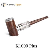 Electronic Cigarette E Pipe Kamry K1000 Plus Wood Pipe Vape Pen E Hookah Vaporizer EGO E Cigarette VS 618 628 Pipe X3000