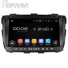 8″ Quad Core Android 5.1 Car GPS Navigation For KIA SORENTO 2013 With Radio Multimedia Video DVD Player Mirror Link 16GB Flash