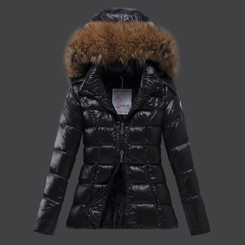 France Brand Mon Women Long Winter Jacket Women Outdoor