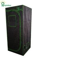 Hyindoor Grow Tent Garden Hydroponics Grow Room Indoor Mini Greenhouse 60*60*120 CM
