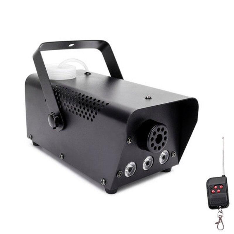 Smoke Machine w/Lights softeen 500W Party Fog Machine Fogging Machine w/Colorful LED Light Effect for Holidays Parties Weddings